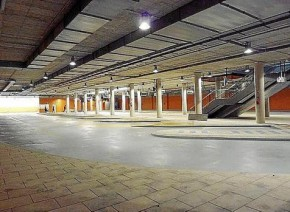 Estación de autobuses del cetis